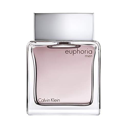 Calvin Klein euphoria for Men Eau de Toilette, 3.4 Fl Oz