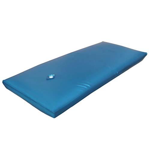 Festnight Einzel-Wasserbettmatratze | Wasserkern für Wasserbetten | Softside Wasserbett Matratze | 220 x 100 cm F5