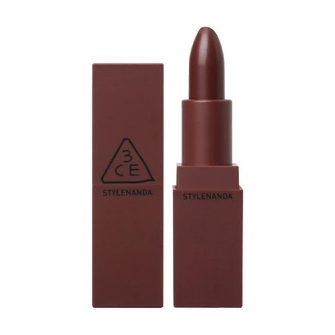 病的毛布倍増STYLE NANDA 3CE MOOD RECIPE マットリップ リップスティック カラー#117 Chicful 3.5g / STYLE NANDA 3CE MOOD RECIPE MATTE LIP Lipstick COLOR #117 Chicful 3.5g