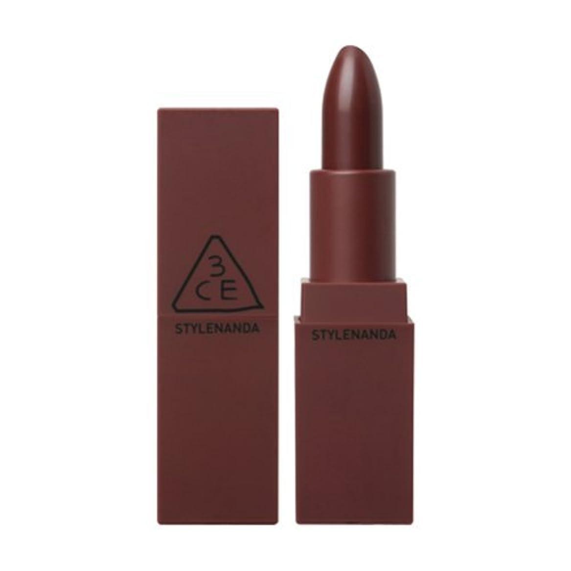 レオナルドダバレエ法的STYLE NANDA 3CE MOOD RECIPE マットリップ リップスティック カラー#117 Chicful 3.5g / STYLE NANDA 3CE MOOD RECIPE MATTE LIP Lipstick COLOR #117 Chicful 3.5g