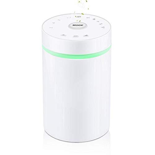 ZJ Auto Aromatherapie Machine Slaapkamer Pure etherische olie Slaap Mute Aromatherapie Instrument USB Opladen Draagbare Wierook Lamp