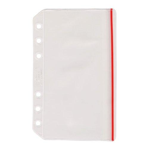 コンパクトサイズ ファスナー・ポーチ システム手帳リフィル 31848