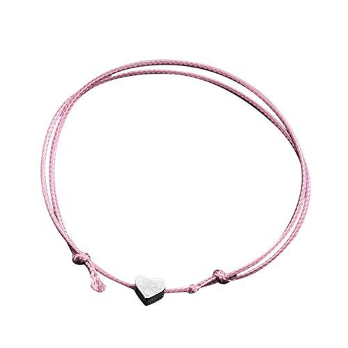 Preisvergleich Produktbild UINGKID Damen-Armband Charm Kreative Stilvolle Kristallherz für Frauen Romantic Fashion Classic Luxury Strasssteine