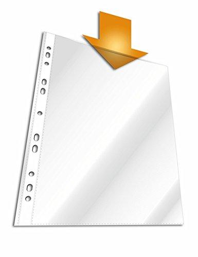 1000x Durable A4 Prospekthülle GLASKLAR DOKUMENTENECHT Nr. 2662 (Nr. 2672 ist die Umverpackung)