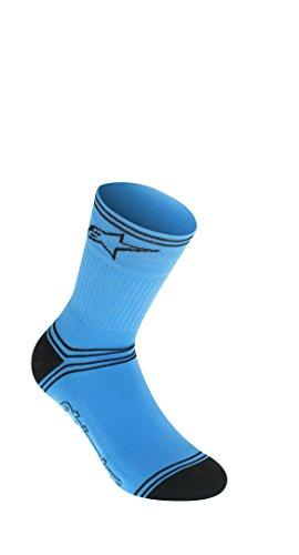 Alpinestars Winter Socks, Atoll Blue Black, Small/Medium