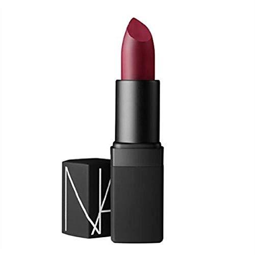 NARS Satin Lipstick, Afghan Red