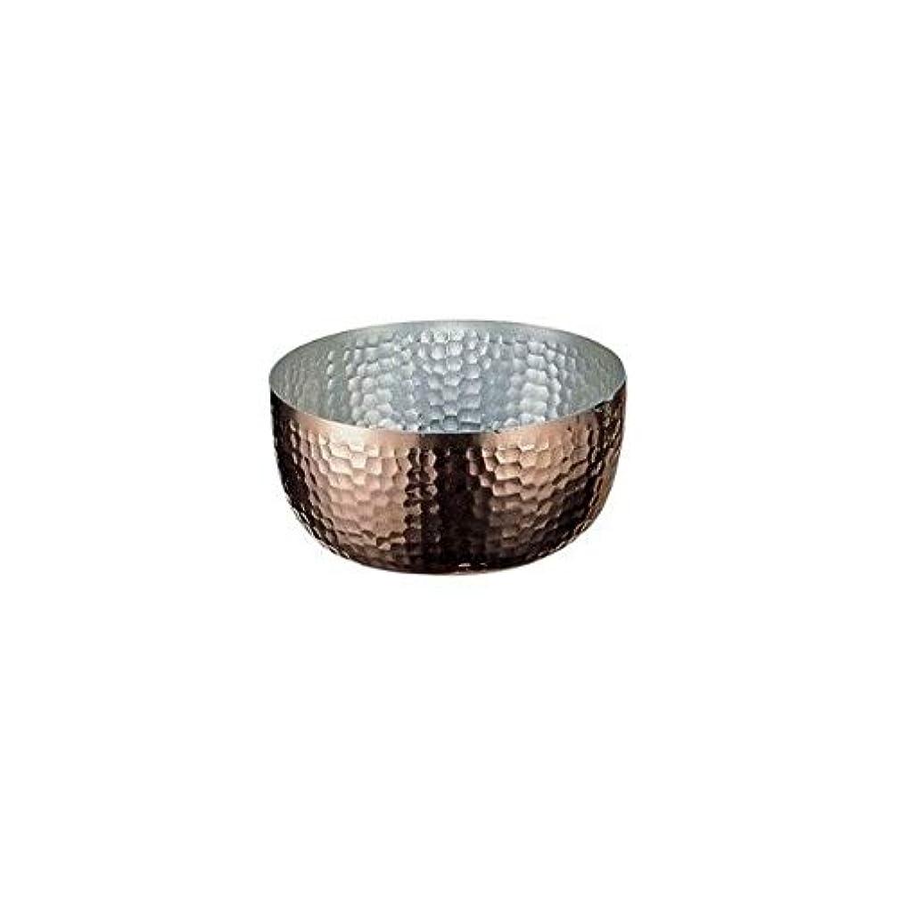 シェード不承認性格丸新銅器 矢床鍋 銅 27cm