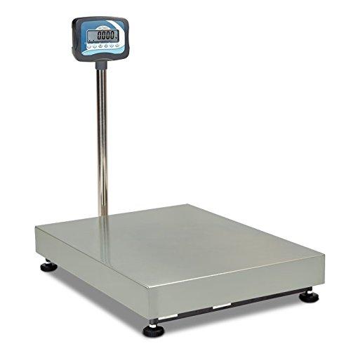Báscula monocélula industrial columna TMZ150G (150Kgx20g) (60x50cm)