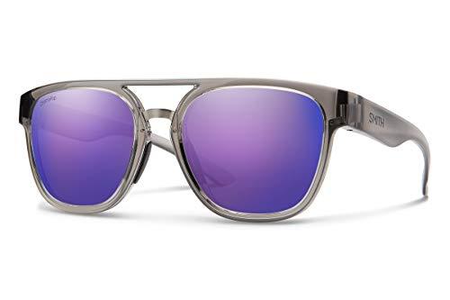 Smith Optics Herren Agency Sonnenbrille, Mehrfarbig (Cry Grey), 54