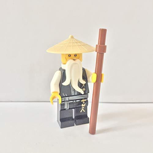 LEGO Figur Meister Wu --Ninjago-- (aus 70670)