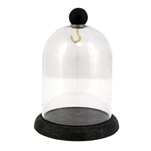 Expositor pena con cupula cristal para reloj de bolsillo