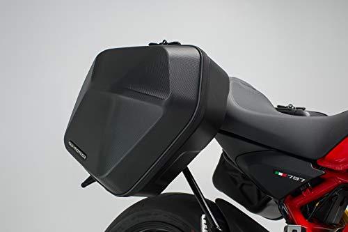 SW-Motech URBAN ABS Seitenkoffer-System - 2x 16,5 l. Ducati Monster 797 (16-).