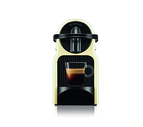 Nespresso Inissia Cafeteira 220V, máquina de café Espresso em casa, cápsula / cápsula elétrica automática (creme)