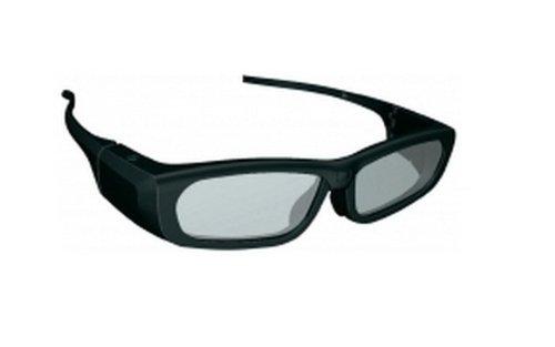 Grundig AS-3D Shutterbrille schwarz, Batteriebetrieb