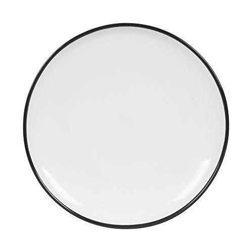 Table Passion - Assiette à dessert Line 20 cm (Lot de 6)