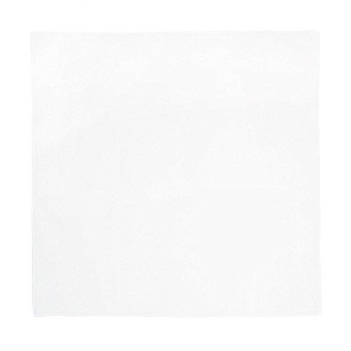 Axxents -  Fazzoletto - Basic - Uomo White Taglia unica