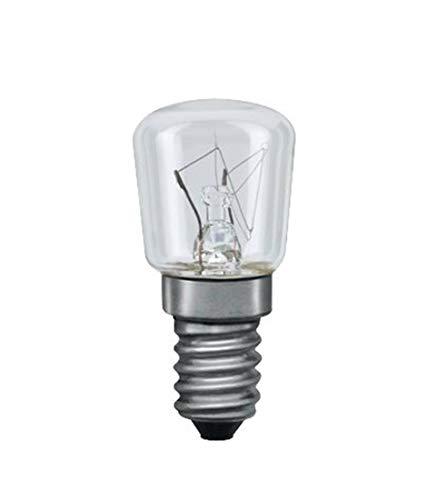 Paulmann 800.15 Birnenlampe 7W E14 Glas Klar 80015 Leuchtmittel