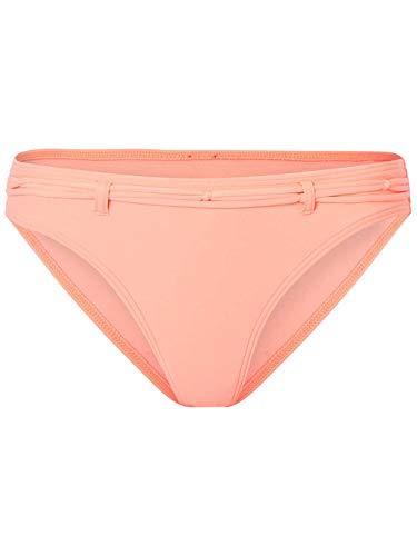 O'Neill Damen PW Cruz Mix Bikini Hose, Gelb (Neon Peach), 38