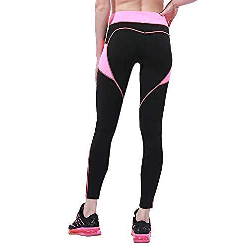 Yogahosen,Gamaschen,Eignung Yogahosen, Leggings, Fitness-Sporthosen für Damen mit hoher Taille,...