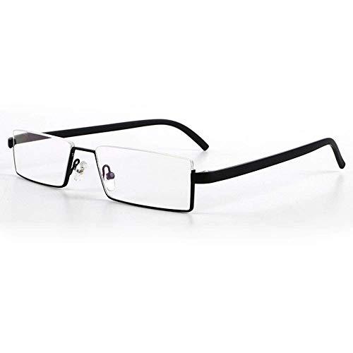 Reading Glasses Half Frame TR90 HD Anti-fatigue Ultra-light Reading...