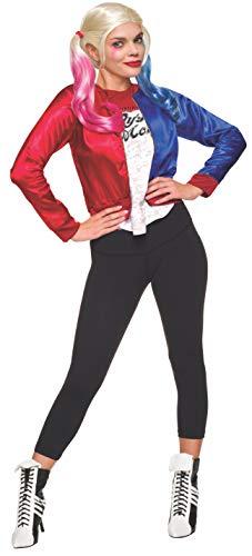 Rubie's-déguisement officiel - Rubie's-déguisement Harvey Quinn- Taille S- I-820078S
