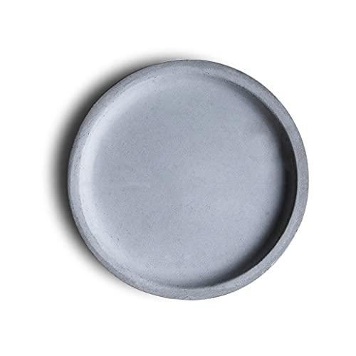 Platillo para macetas Suculento Platillo de Plantas Bandeja, Platos de Jardín para Macetas para Plantas Interior y Exterior, bandejas de goteo resistentes para trabajo pesado ( Size : 31cm/12.2in )