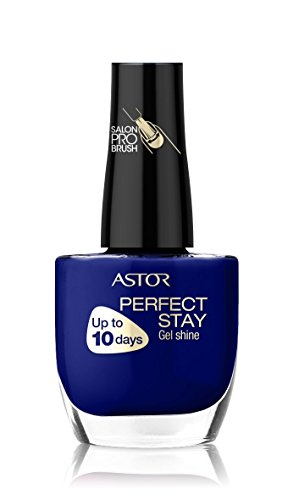 Astor Perfect Stay Gel Shine Esmalte de Uñas Tono 635 Sailor Blue, 12 ml