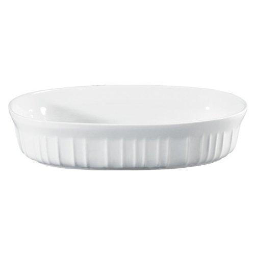 Corningware 1092970 French White 15 OZ Oval Casserole Dish