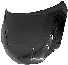 VIS Racing (04MZ34DOE-010C) OEM Style Carbon Fiber Hood - Compatible for Mazda 3 2004-2009 (2004 2005 2006 2007 2008 2009 | 04 05 06 07 08 09)