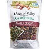 Orchard Valley Harvest Salad Toppers Glazed Pecan 24 oz Resealable bag...