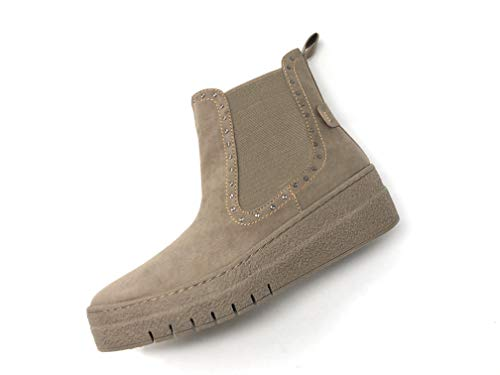 Tamaris 1-25494-21 Chelsea Boots Stiefeletten Stiefel Damen Schuhe (37 EU)