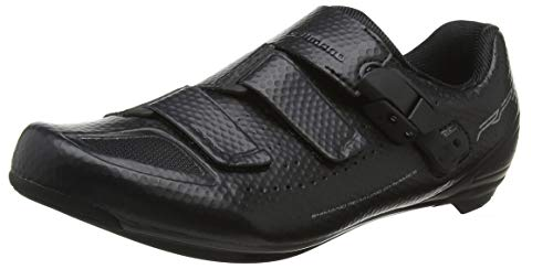 SHIMANO RP5, Zapatillas de Ciclismo de Carretera Unisex Adulto, Negro (Black), 47 EU
