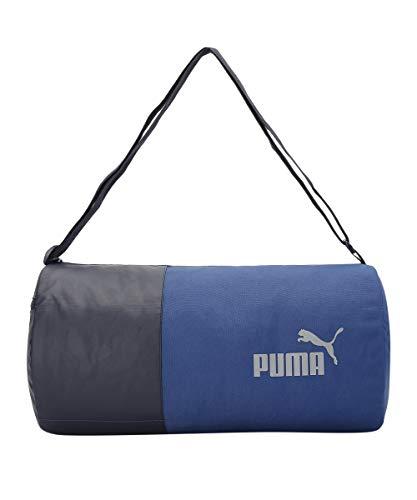 Puma unisex-adult PUMA Gym Bag IND IV TRUE BLUE-Peacoat Luggage- Garment Bag-X