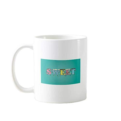 N\A Tazas DE CAFÉ PORTÁTILES Premium DE 11OZ Divertidas - Dulce - Regalo Ideal para Hombres, Mujeres, MAMÁ, PAPÁ, Maestro, Hermano O Hermana # 10576