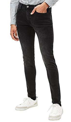 Celio POBLACK5 - Jeans C15 Straight heren