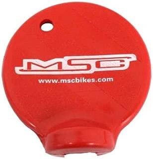 MSC SILGRIP30BK Pu/ños de Silicona ergon/ómicos 130 mm