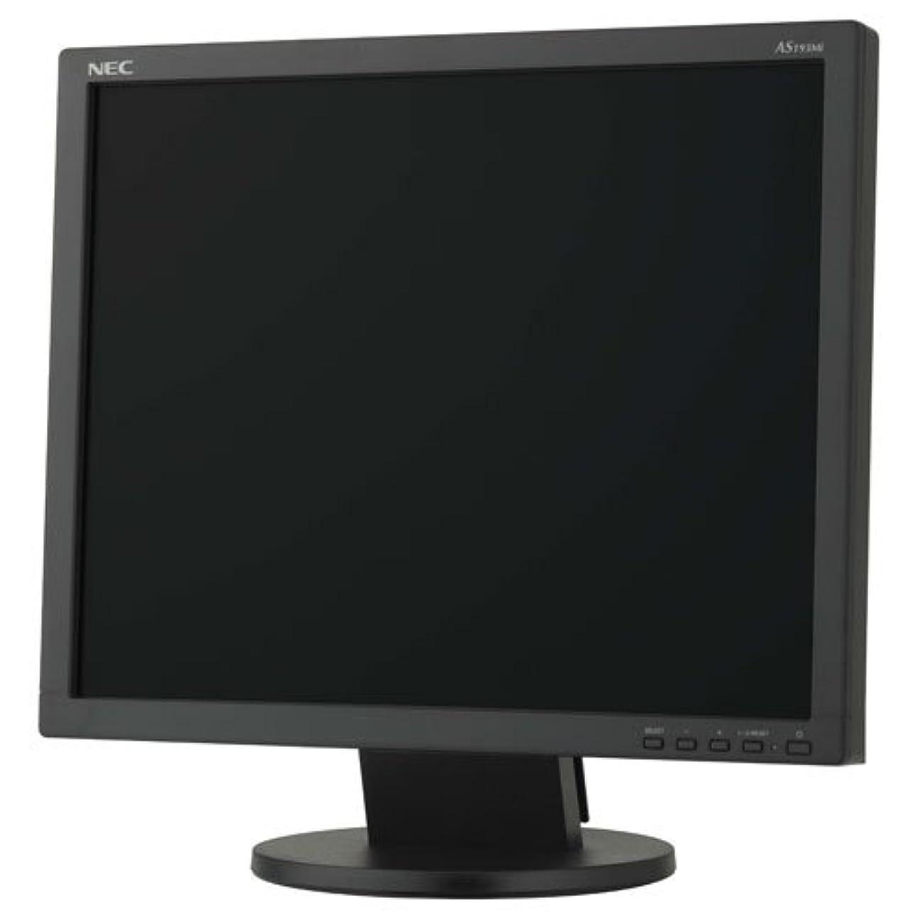 妻記録優れましたNEC 19型液晶ディスプレイ(黒) LCD-AS193MI-B5