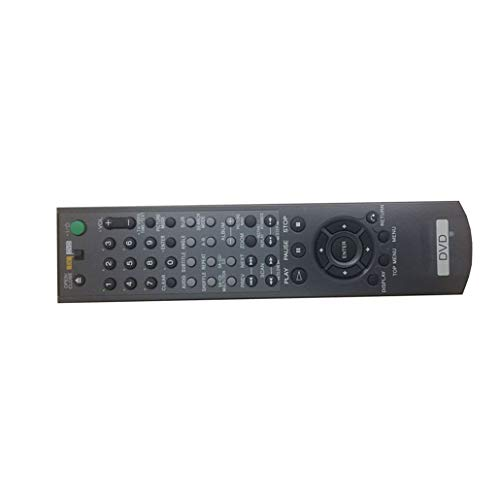 Learn More About 4EVER Replacment Remote Control for Sony DVP-NC875VB DVP-NS300S DVP-NS400D DVP-NS55...