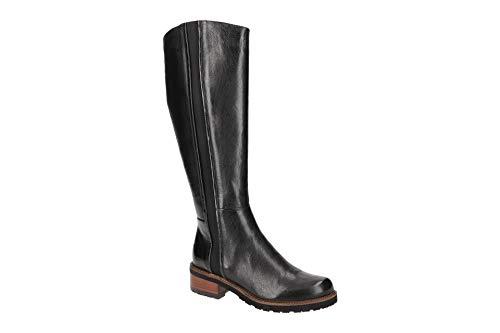 Everybody Damenstiefel - Elegante Stiefel LAMPRANTHUS 58941D3785 Black Schwarz, EU 37.5