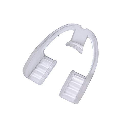 Masajeador con calor Manga molar dientes dientes protectores adulto noche de dormir de calidad antidesgaste antidesgaste manga de protección de dientes prevención de molares ronquidos ronquido bruxism