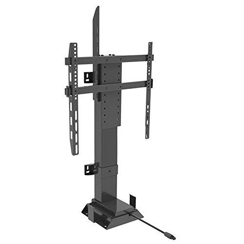 DQ TV Lift Ares 1000 L - ▱ TV ca.: 32-73 Zoll - VESA 200x100 200x200 200x300 300x200 300x300 400x200 400x300 400x400 mm - Fix/Starr