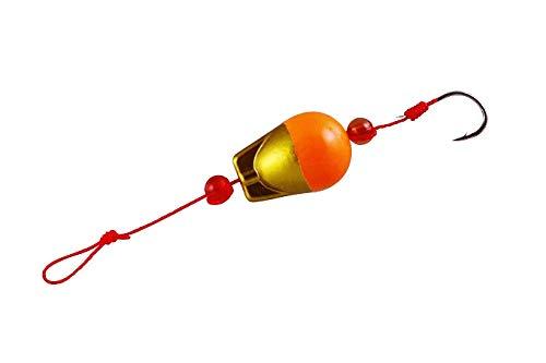 JACKALL(ジャッカル) エッグショット7号 オレンジ/ゴールド.