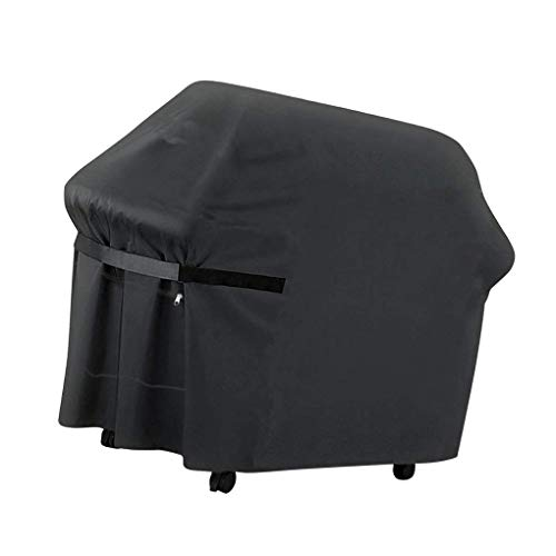 Guangcailun BBQ Grill-Abdeckung Ox Cloth Barbecue Cover Outdoor-Tuch Grill Gartenmöbel Staubschutz Witterungsbeständig