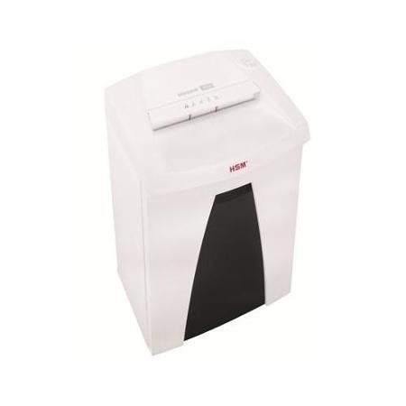Review Of HSM HSM1830WG Securio B22s 16-18 Sheet Strip Cut Shredder with White Glove44; 8.7 gal