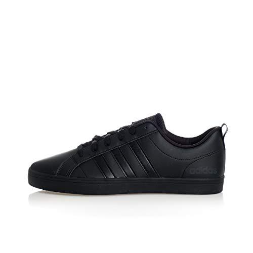 adidas Herren VS Pace Basketballschuhe, Schwarz (Core Black/Carbon S18), 42 2/3 EU