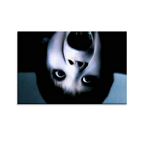 DRAGON VINES Grudge Halloween-Horror-Thriller-Kunstdruck, Leinwanddruck, Badezimmer, Dekoration, Schlafzimmer, 60 x 90 cm
