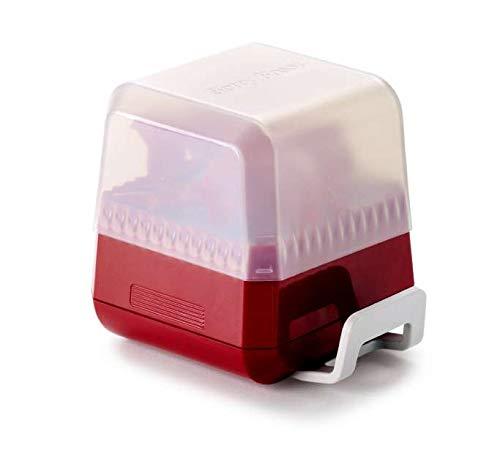 Betty Bossi Wonderbox – hält Flexible Ausstechformen zum Backen von leckeren Täschchen, Windrädern, Teigschiffchen bereit – Ihr universeller Küchenhelfer für schmackhaftes Apéro-Gebäck.