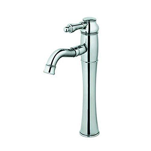 ZXY-NAN Faucet Bathroom and Cold Water Faucet Stainless Steel Durable Faucet Daily Use, Durable (Color : Silver) Faucet Water Filters