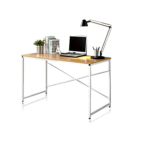 Mesas para ordenador Mesa plegable de la oficina del escritorio de la computadora Moderno Simple Trabajo Estudio Escritorio Estilo industrial PC Tabla del ordenador portátil para la oficina de la ofic