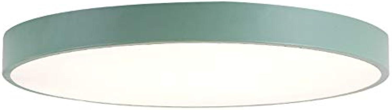 Grüne Deckenleuchte, Schmiedeeiserne Kreative Lampe ...